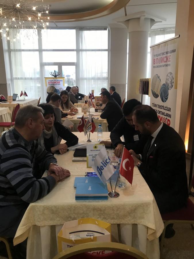 Tekstil İhracatçılarından Rusya'ya Sektörel Ticaret Heyeti